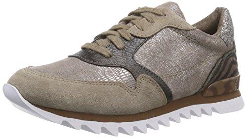 Tamaris23610 - Sneaker donna , Multicolore (Mehrfarbig (Pepper Comb 301)), 37