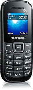 Samsung GT-E1205Y SIM-Free Mobile Phone - Black