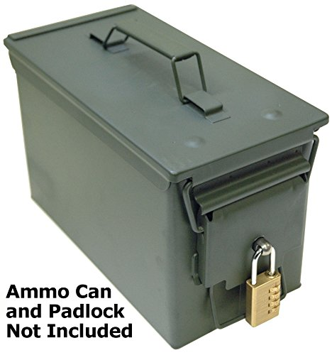 Case Club Locking Hardware for Steel Ammo Can (Ammo Can Lock Kit compare prices)