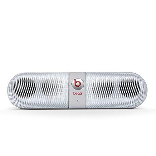 Beats Pill Portable Speaker (White) - Newest Model