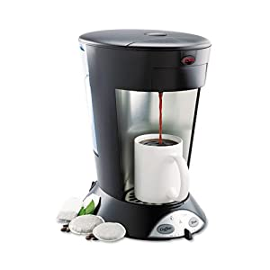 Coffee Brewer For Cafe : Amazon.com: Bunn My Cafe Pourover Commercial-Grade Pod Brewer: Single Serve Brewing Machines ...