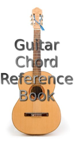 Guitar Chord Reference Book