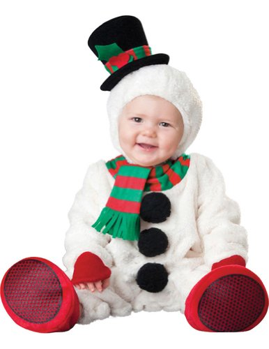 Baby-boys - Silly Snowman Toddler Costume 18-24 Months Halloween