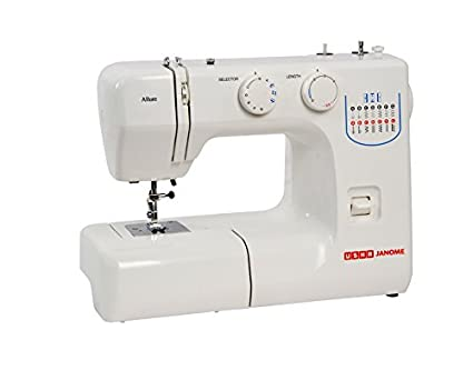Usha-Janome-Allure-Sewing-Machine