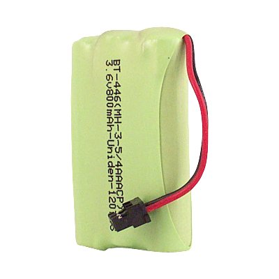Hitech - Replacement BBTY0458001, BT1005, BT446 Cordless Phone Battery for Many Uniden Phones