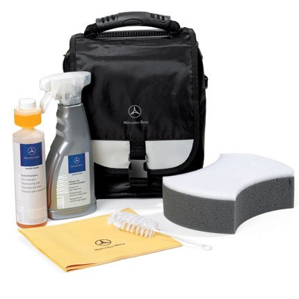 Genuine Mercedes-Benz Exterior Car Care Kit