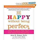 Be-Happy-Without-Being-Perfect-[Unabridged-Library-Edition-CDs]