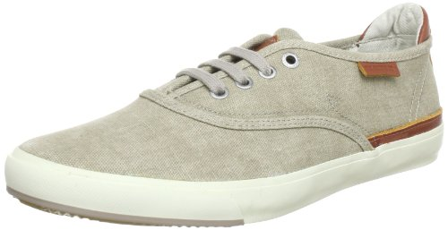 Eastpak CUPERTINO Low Top Mens Beige Beige (Returnity Terra 1395) Size: 7 (41 EU)