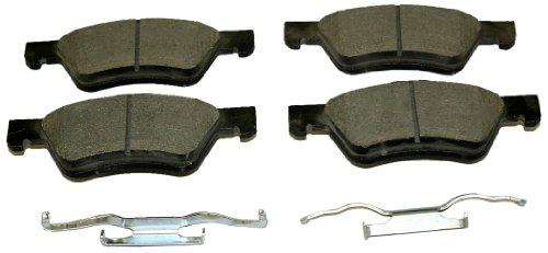 Monroe CX1047 Total Solution Ceramic Brake Pad