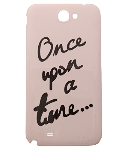 iCandy™ Hard Back Panel Replacement cover for Samsung Galaxy Note 2 N7100 - Once upon a time  available at amazon for Rs.109