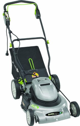 Earthwise 50220 20-Inch 12 Amp Side Discharge/Mulching/Bagging Electric Lawn Mower image