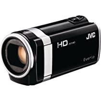JVC GZ-HM690BUS Camcorder with 40x  Optical Zoom and 2.7-Inch LCD Screen (Black)
