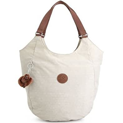 Amazon.com: Kipling Molde Tote Bag($119)-Bisqecombo: Shoes