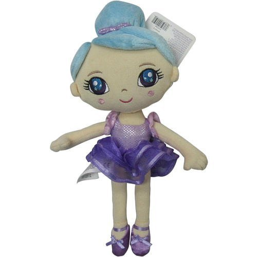 You & Me 10 inch Ballerina Doll - Purple by Toys R Us