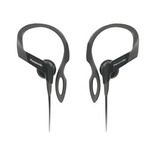 Panasonic Rp-Hs16-K Hs16 Ear-Clip Headphones (Black) 2 in 1 protective plastic tpu back case for samsung galaxy note 3 n9000 grey black