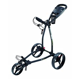 Push Pull Golf Trolley by Big Max Blade Trolley with Free Cooler Bag by Big Max