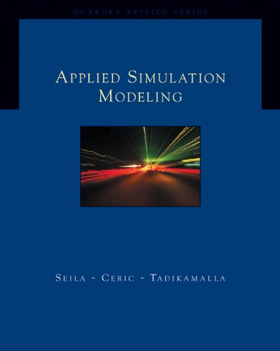 Simulation And Modeling Ebook