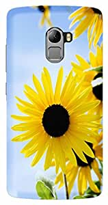 WOW Printed Designer Mobile Case Back Cover For Lenovo Vibe K4 Note