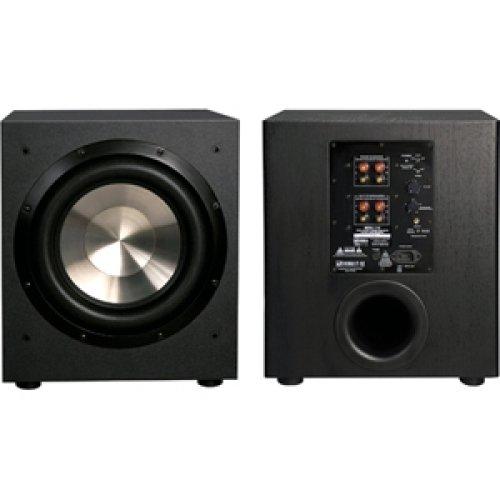 Bic America F-12 / F-12 Subwoofer System - Black / 25 Hz - 200 Hz