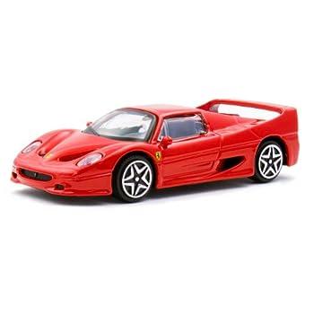 1/43ダイキャストミニカー フェラーリF50 レッド