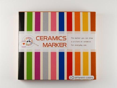 セラミックマーカーセット 396-1300