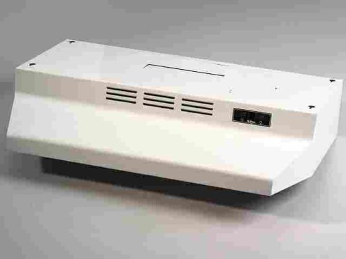 : Nutone Ductless Range Hood (Rl6230Wh) front-599798