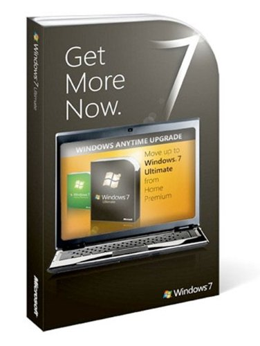 Microsoft Windows 7 Anytime Upgrade [Home Premium