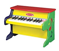 Melissa & Doug Learn-To-Play Piano from Melissa & Doug