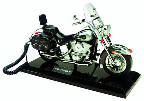 Telemania Harley-Davidson Corded Phone (25769)