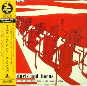 Miles Davis and Horns artwork