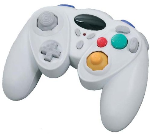Wired Control For Wii Game Cube