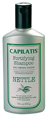 Nettle Extract Shampoo for Hair Loss and Thinning Hair - Powerful nettle formula to stop hair loss and promote healthy hair growth. 14 oz. Two - three month supply