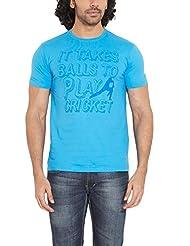 Thinkpop Men Cotton T-Shirt - B00Y2JUMEE