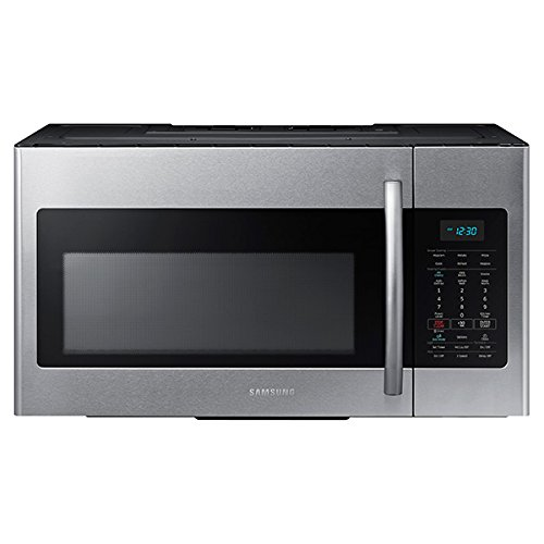 Big Save! Samsung ME17H703SHS 1.7 Cu. Ft. Stainless Steel Over-the-Range Microwave