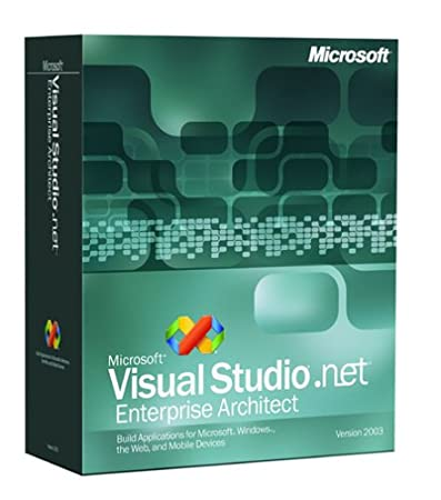 Microsoft Visual Studio .NET Enterprise Architect 2003 Upgrade from 2002 [Old Version]