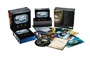 Planet Of The Apes: Evolution Collection - Complete Collection (7 Blu-Ray limited numbered collectors edition) [widescreen/5.1 DTS]