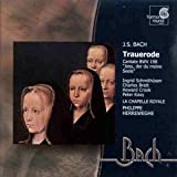 Bach: Trauerode BWV 198; Cantata BWV 78 /Herreweghe