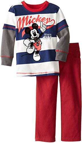 Mickey Mouse Clothes For Kids