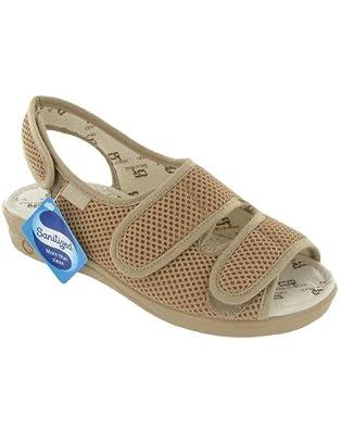 Mirak Celia Ruiz 213 Wide Fit Sandal Beige 3