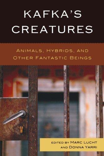 Créatures de Kafka : animaux, hybrides et autres êtres fantastiques