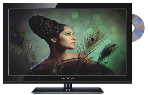 Why Choose Proscan PLEDV2491A 24-Inch LED HD TV with Built in DVD Player