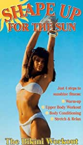 Shape Up For The Sun [VHS]