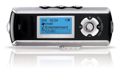 iRiver IFP-795 512MB DIGITAL MEDIA PLAYER -SILVER
