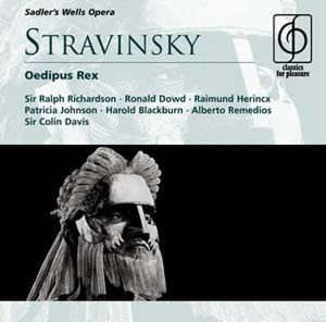 Comparamus Stravinsky Oedipus Rex