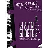 La leçon de jazz : wayne shorter jazzman extra-terrestre