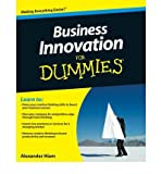 img - for [(Business Innovation For Dummies )] [Author: Alexander Hiam] [Jun-2010] book / textbook / text book