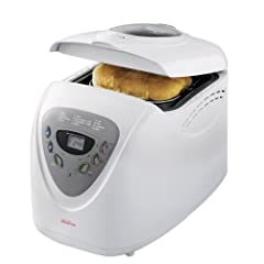 Sunbeam 5891 2-Pound Programmable Breadmaker