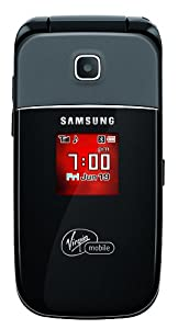 Samsung Mantra Prepaid Phone (Virgin Mobile)