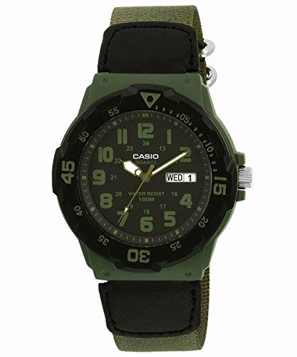 Casio Reloj con movimiento cuarzo japonés Unisex Mrw-200Hb-3B 43 mm c68903add93