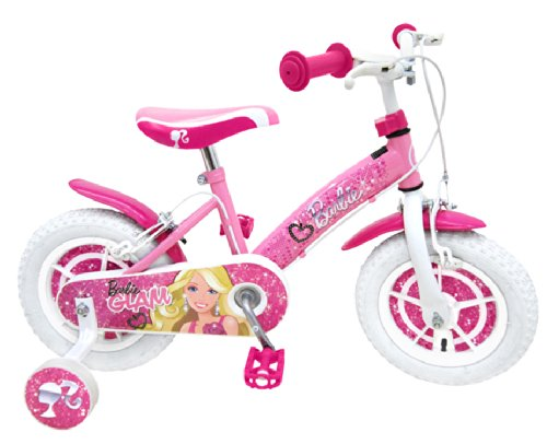 Hot BARBIE PINK BICYCLE 14 CB900357N